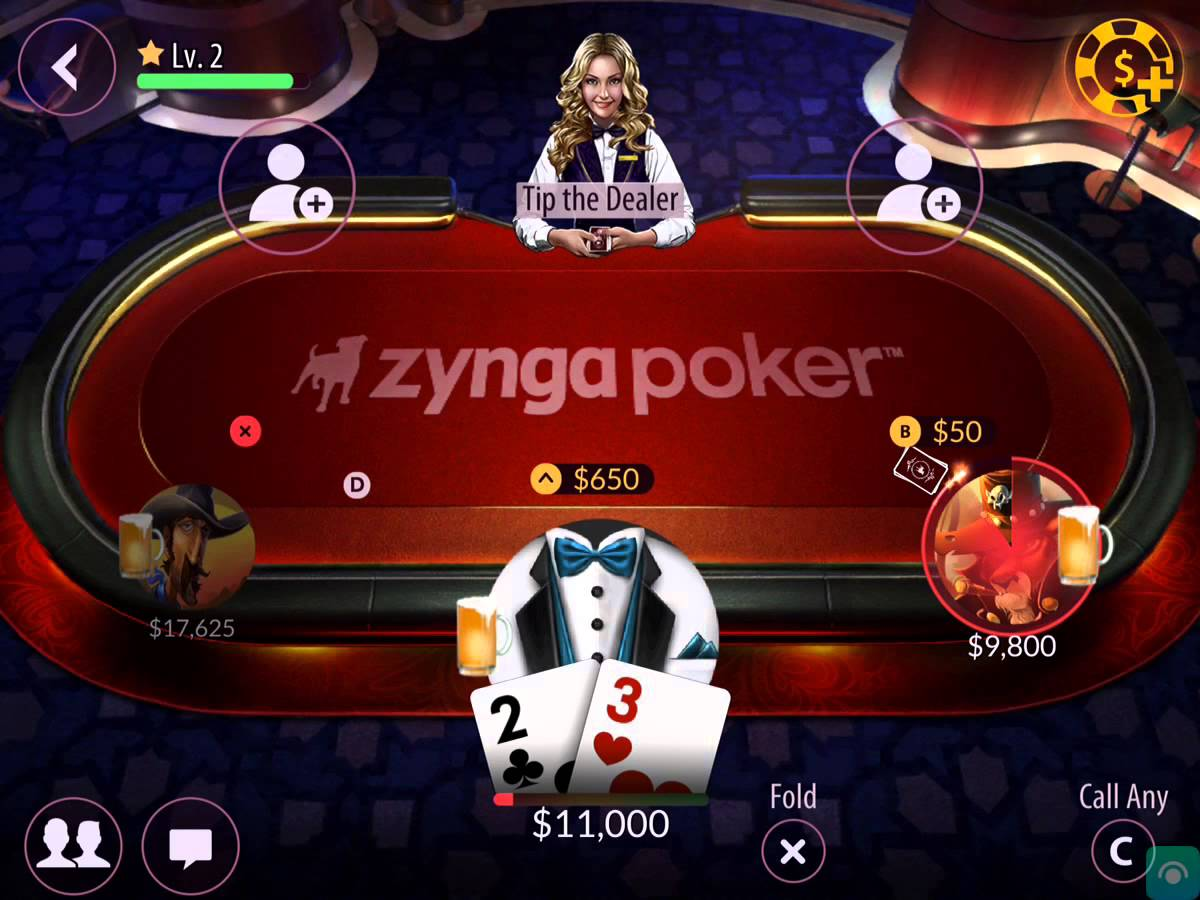An Evaluation On Zynga Poker Game Online Casino Poker Spiele